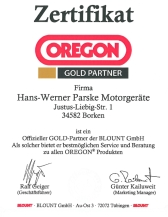 Oregon Gold-Partner