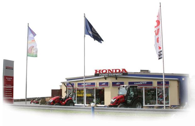 Rasentraktoren, Rasenmäher, Motorsägen bei Motorgeräte Parske in Borken