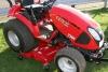 TYM Traktor T273 Hydrostat mit Mähwerk